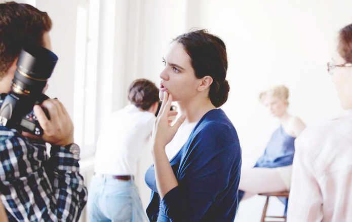 Курс работа с моделью девушки модели в верхняя пышма